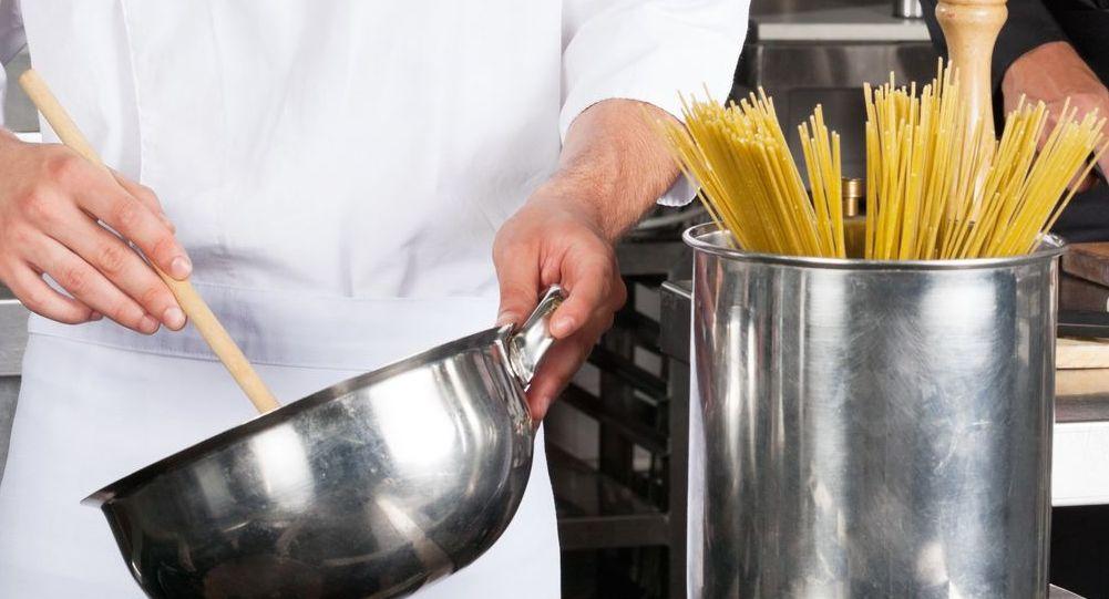 pasta trucchi chef