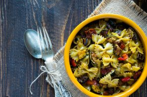 Chi mangia pasta ha una dieta più sana