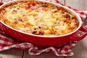 Pasta al forno: tutti i segreti del riciclo a tavola