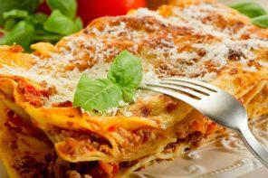 Domenica 3 maggio, The Big Lasagna: la pasta del cuore unisce sui social Italia e USA
