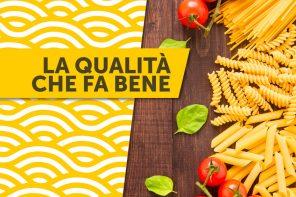 Pasta italiana, la qualità che fa bene