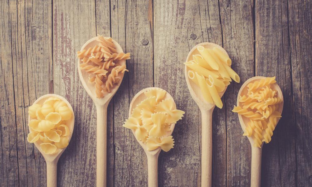 cucchiai pasta