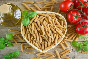 Arriva l'estate: 3 ricette light con la pasta integrale