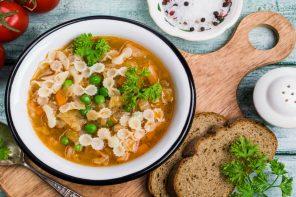 Non chiamatela minestrina: ad ogni ricetta il suo formato di pasta