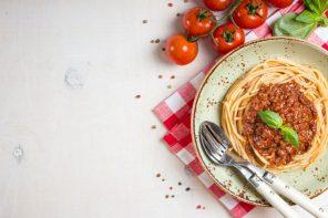 Pasta che passione: gli italiani non rinunciano alla pasta nemmeno nello spazio