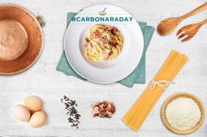 CarbonaraDay: una diretta social per sentirsi più vicini