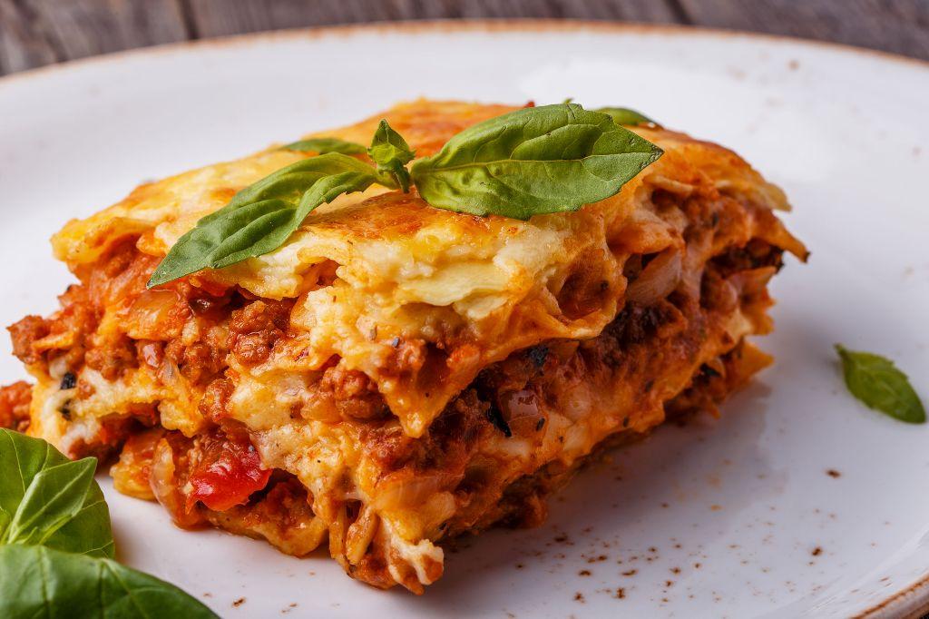 lasagna carnevale